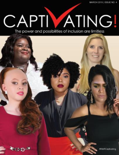 CAPTIVATING! Celebrates Women's History Month featured image description