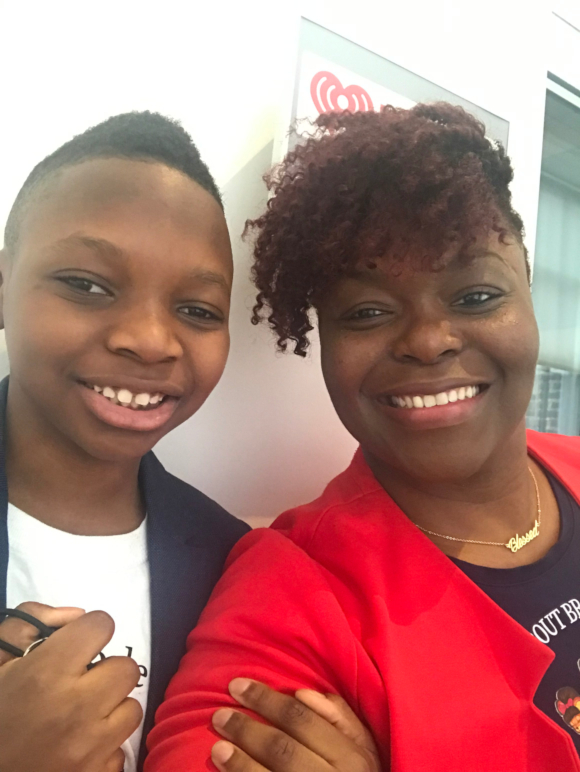 3. An author bio photo is of Gracie wearing a red jacket over a black top and Wani is wearing a white tee with a black jacket. They are both smiling broadly.